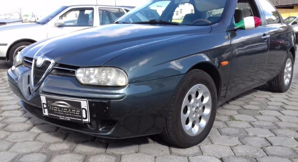 Alfa Romeo 156 1999 Sed 225 N En Quito Pichincha Comprar