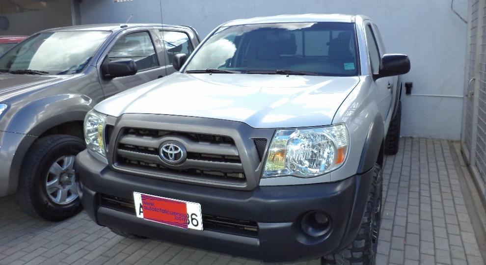 Toyota Tacoma En Ecuador | Autos Post