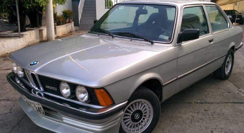 Bmw 320 1981 Coup 233 En Guayaquil Guayas Comprar Usado En