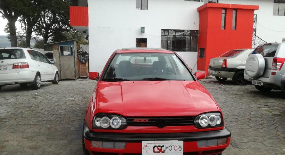 Volkswagen Golf Gti 1995 Hatchback 3 Puertas En Quito