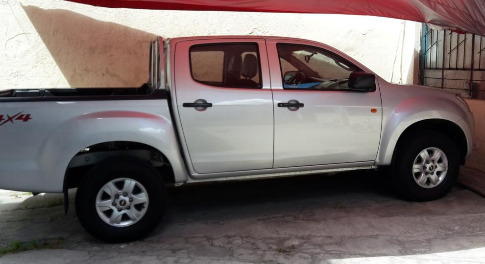 Autos Camioneta Doble Cabina Chevrolet Luv Dmax Cd Diesel | Autos