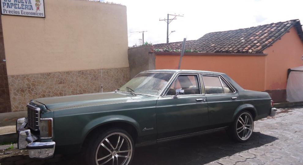 Ford Granada 1976 Sed 225 N En Tulc 225 N Carchi Comprar Usado En