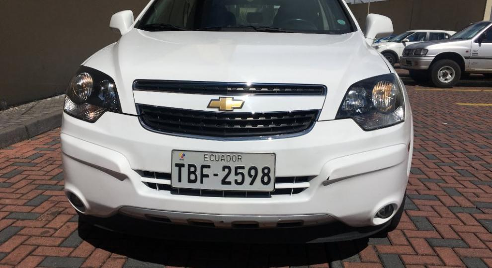 Chevrolet Captiva Sport 2016 Todoterreno En Quito Pichincha Comprar