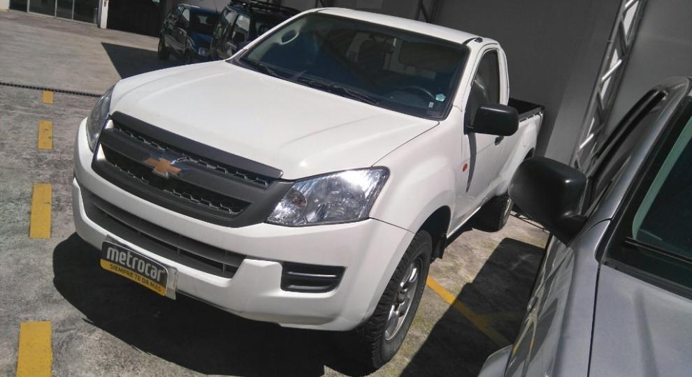 Chevrolet D-MAX 4X4 CS 2014 Todoterreno en Quito, Pichincha-Comprar