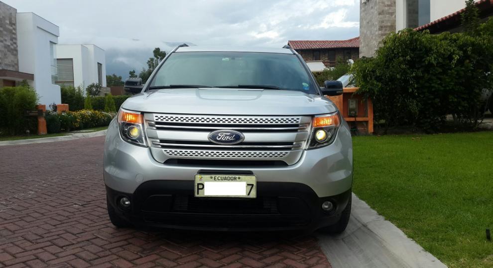 Compro ford explorer en quito ecuador
