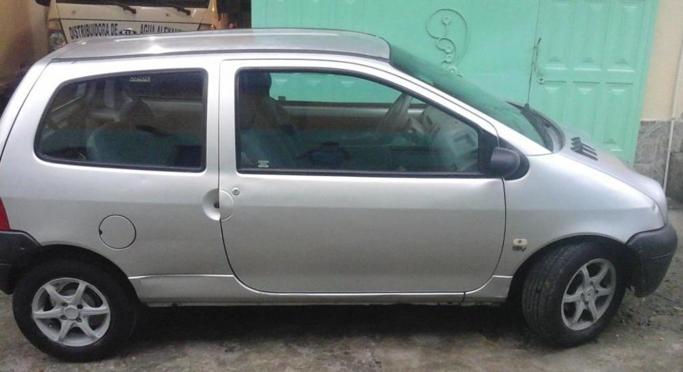 renault twingo 2006 hatchback 3 puertas en santo domingo santo domingo de los tsachilas. Black Bedroom Furniture Sets. Home Design Ideas