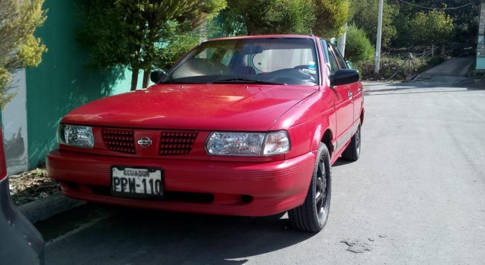 Nissan Sentra 1995 Sed 225 N En Quito Pichincha Comprar Usado