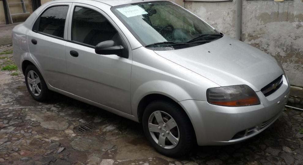 Chevrolet Aveo 2010 Sedn En Quito Pichincha Comprar Usado En