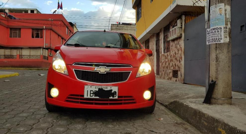 Chevrolet Spark Gt 2012 Hatchback 5 Puertas En Quito Pichincha