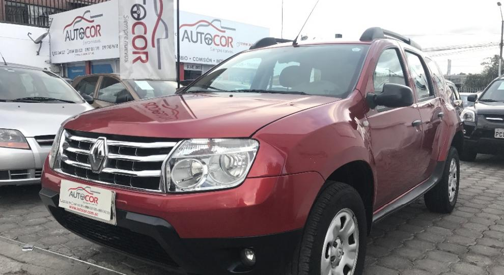 Renault Duster 2 0 2013 Todoterreno En Quito Pichincha