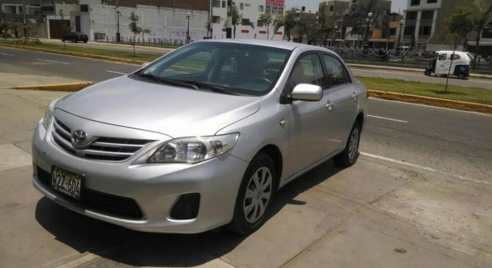 toyota corolla 2011 sed n en chorrillos lima comprar. Black Bedroom Furniture Sets. Home Design Ideas