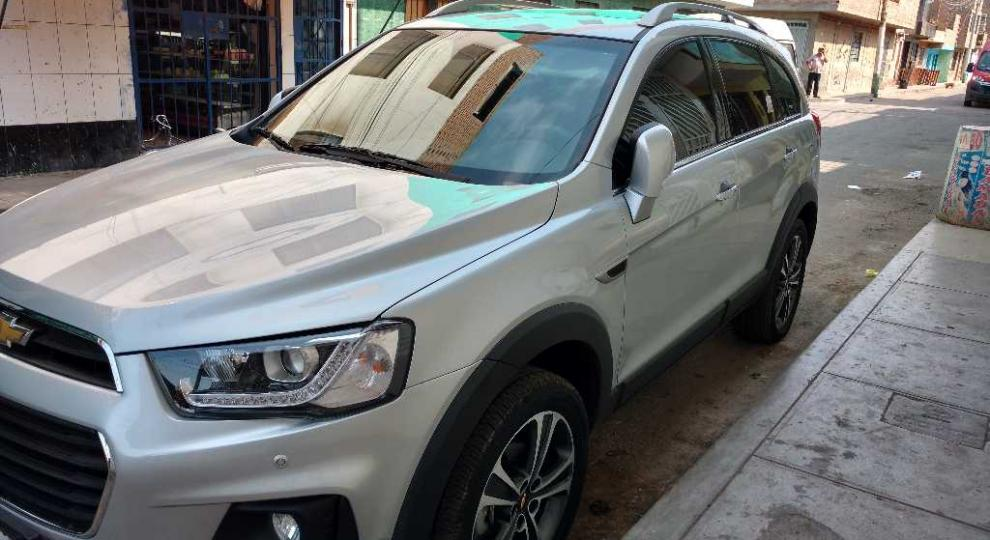 Chevrolet Captiva Limited 2016 Callao