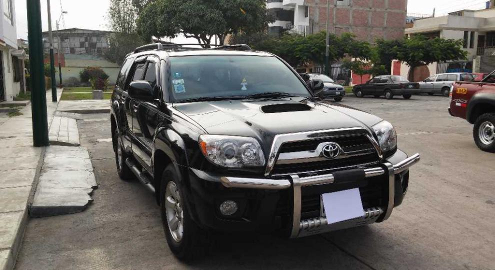Toyota 4 Runner Limited 2007 Lima