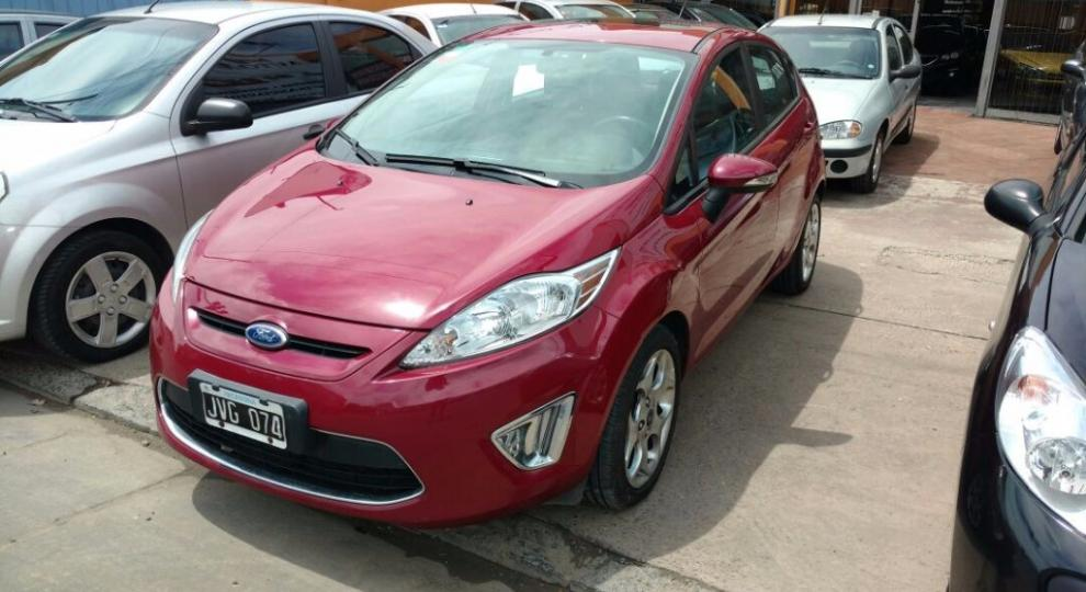 Ford Fiesta Kinetic 2011 Lanus