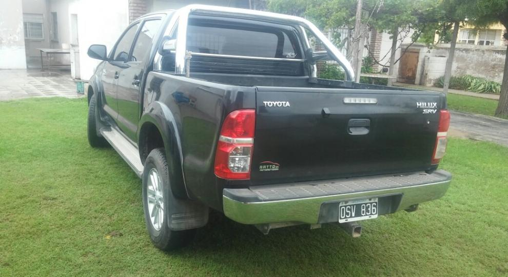 toyota hilux 2015 crossover en santa rosa la pampa comprar usado en auto foco. Black Bedroom Furniture Sets. Home Design Ideas