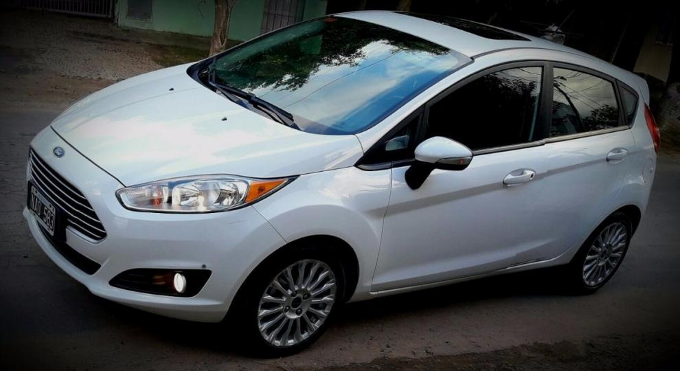 Ford Fiesta Kinetic 2013 Pick Up En San Fernando  Gba Zona Norte