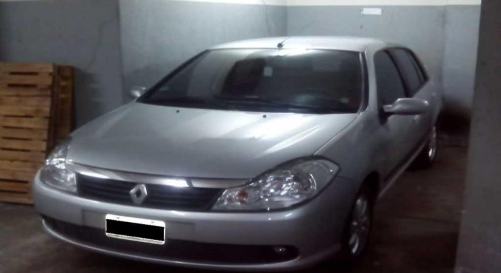 Renault Symbol 2011 Familiar En Almagro Capital Federal Comprar
