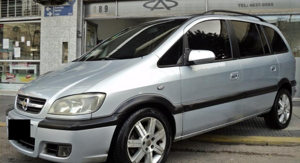 chevrolet zafira 2011 familiar en flores, capital federal-comprar usado en auto foco