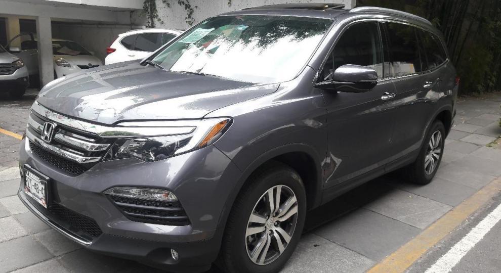 Honda Pilot 2017 Camioneta Suv En Miguel Hidalgo Distrito Federal