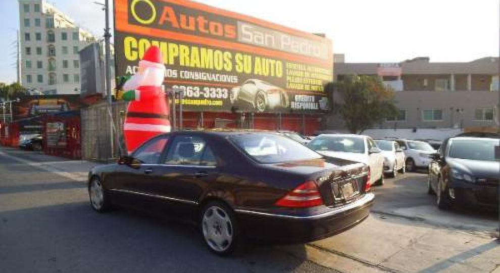 Mercedes benz clase r 1999 pickup en san pedro garza for Mercedes benz san pedro