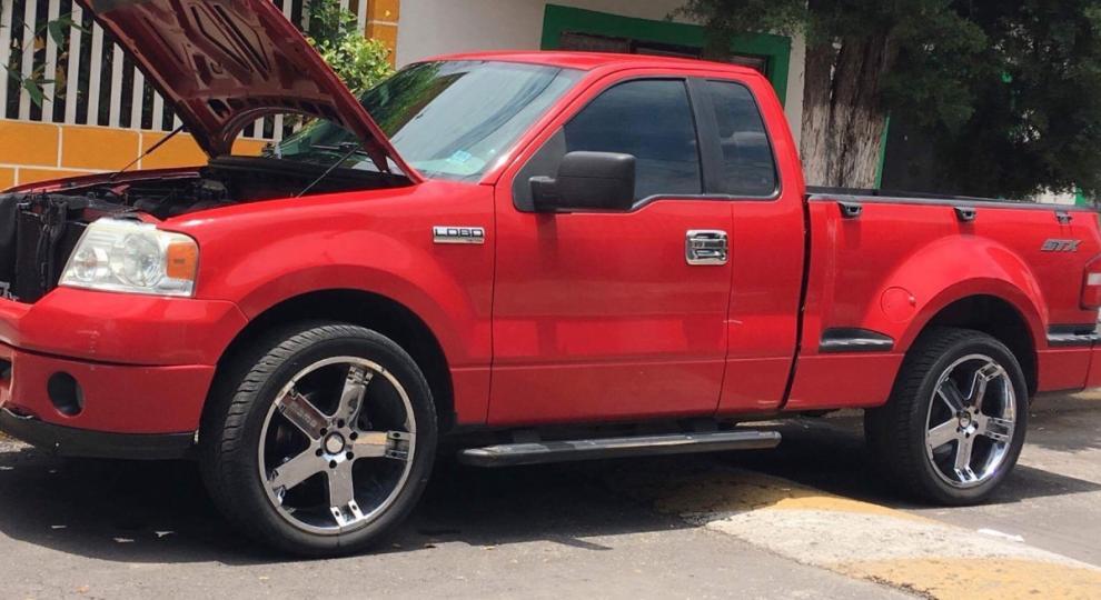 Ford Lobo 2007 Convertible En Tlalnepantla  Estado De