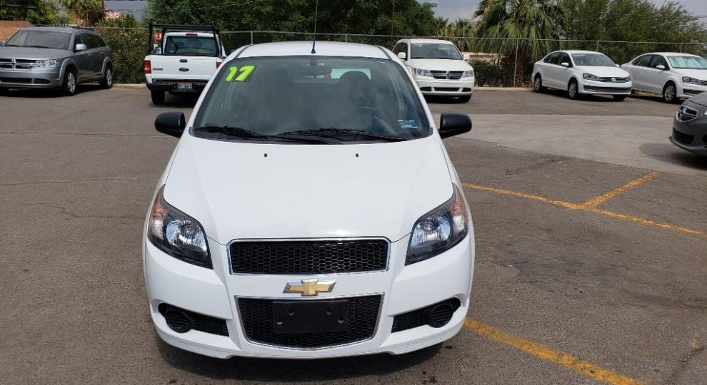 Chevrolet Aveo 2017 Sedn En Mexicali Baja California Comprar Usado
