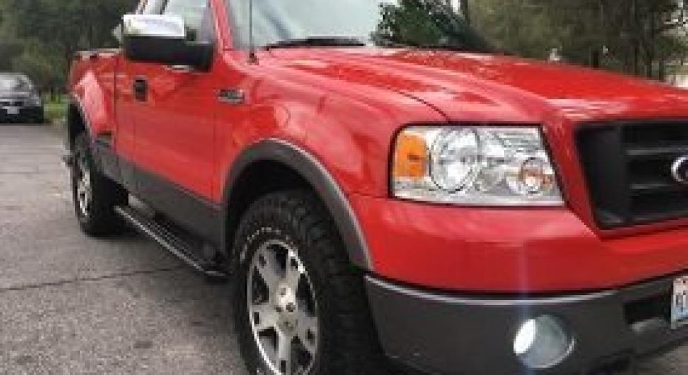 Ford Lobo 2007 Pickup En Acapulco  Guerrero