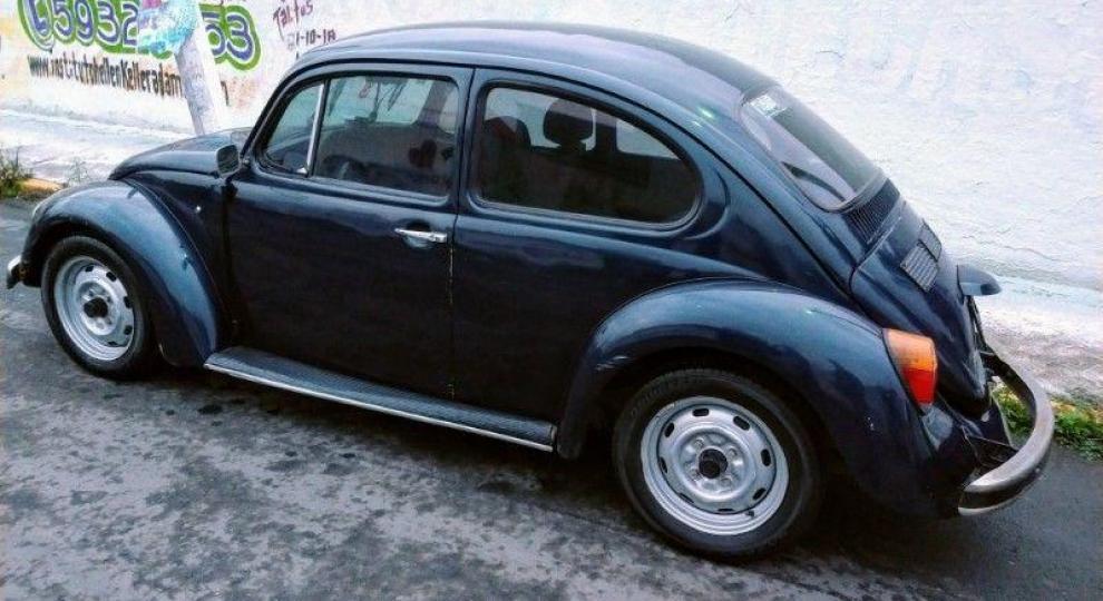 eb945fbbe Volkswagen Vocho 2001 Coupé en Rodeo, Durango-Comprar usado en ...