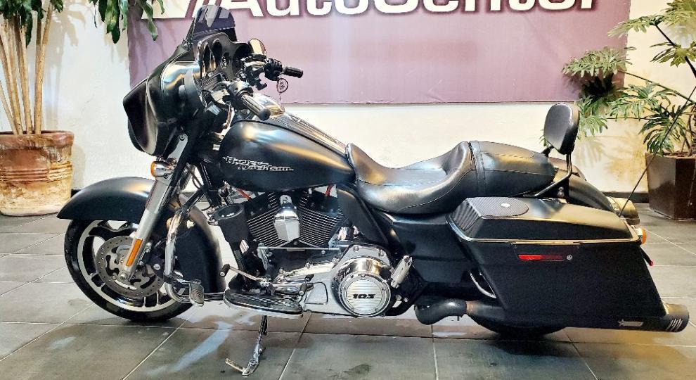 Harley Davidson STREET GLIDE 2013 Puebla
