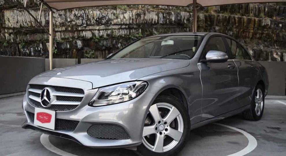 Mercedes benz c 180 2015 sed n en san pedro garza garc a for Mercedes benz san pedro