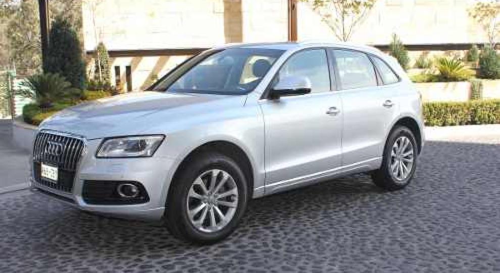 Audi Q5 2014 Camioneta Suv En Cuajimalpa De Morelos Distrito Federal Comprar Usado En Seminuevos
