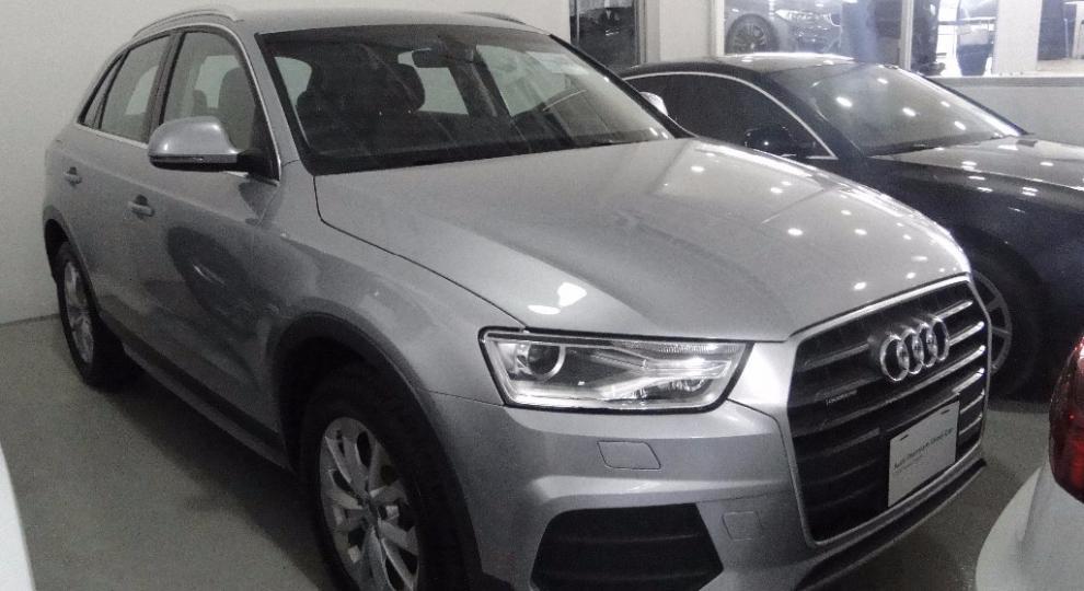 Audi Q3 2017 Camioneta Suv En Guadalajara Jalisco Comprar Usado En Seminuevos