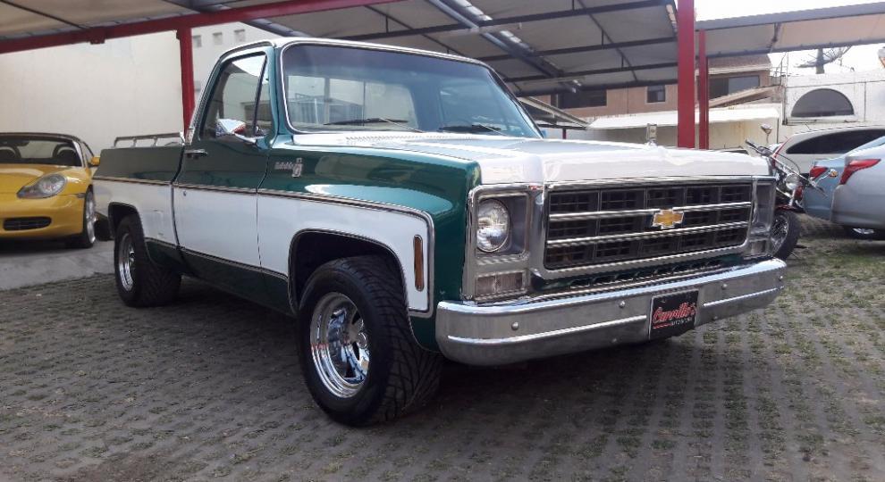 Chevrolet C 10 1979 Pickup En Lerma Estado De M 233 Xico