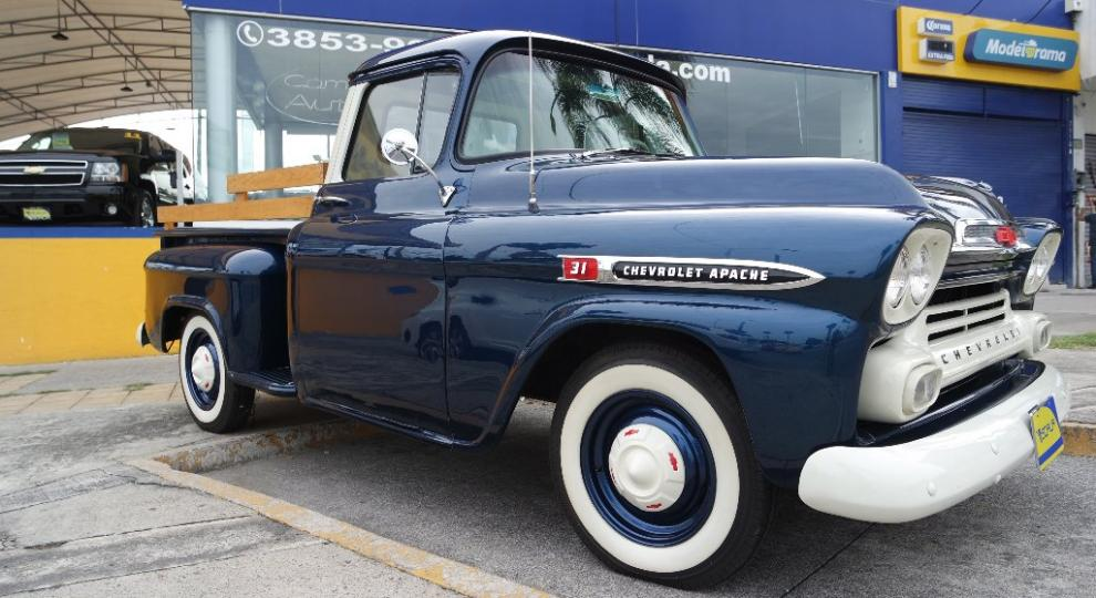 Chevrolet Apache 1955 Pickup En Guadalajara Jalisco Comprar Usado