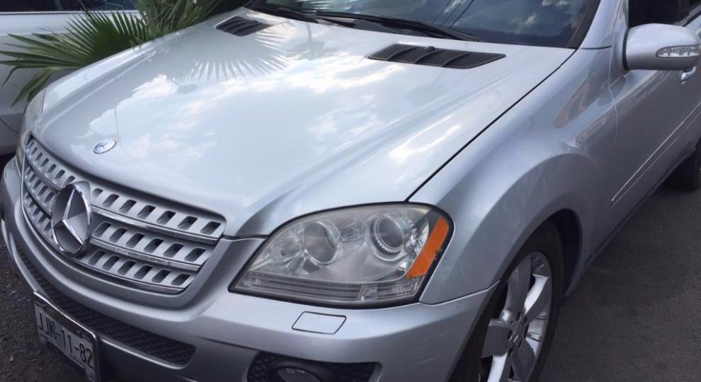 Mercedes benz ml500 premium 2007 camioneta suv en for 2007 mercedes benz ml500