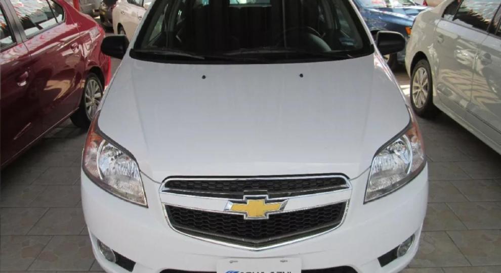 Chevrolet Aveo 2017 Sedn En Guadalajara Jalisco Comprar Usado En
