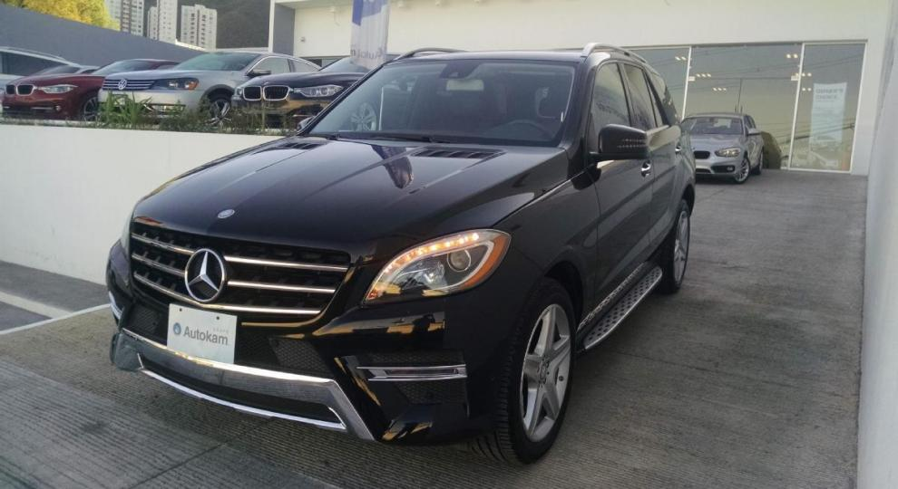 Mercedes benz otro modelo 2013 camioneta suv en san pedro for Mercedes benz san pedro