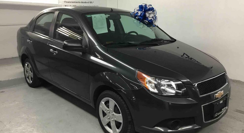 Chevrolet Aveo 2017 Sedn En Cuauhtmoc Distrito Federal Comprar