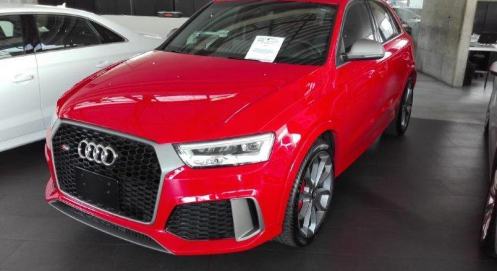 Audi Q3 2017 Camioneta Suv En San Fernando Huixquilucan Estado De M 233 Xico Comprar Usado En