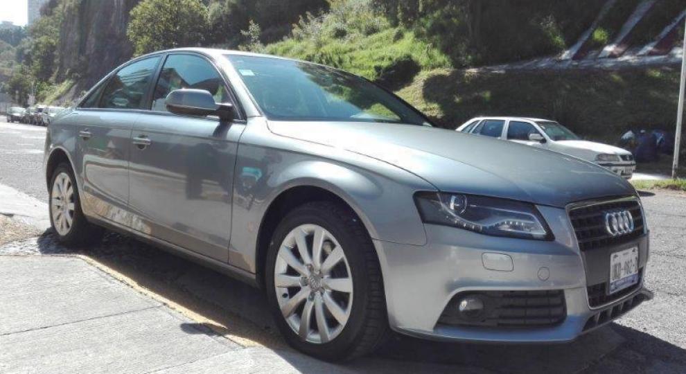 Audi A4 2012 Sed 225 N En San Fernando Huixquilucan Estado De