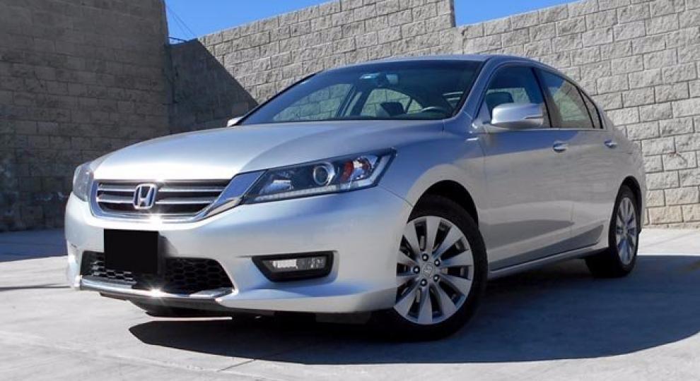 Honda Accord 2014 Sed 225 N En Pachuca Hidalgo Comprar Usado
