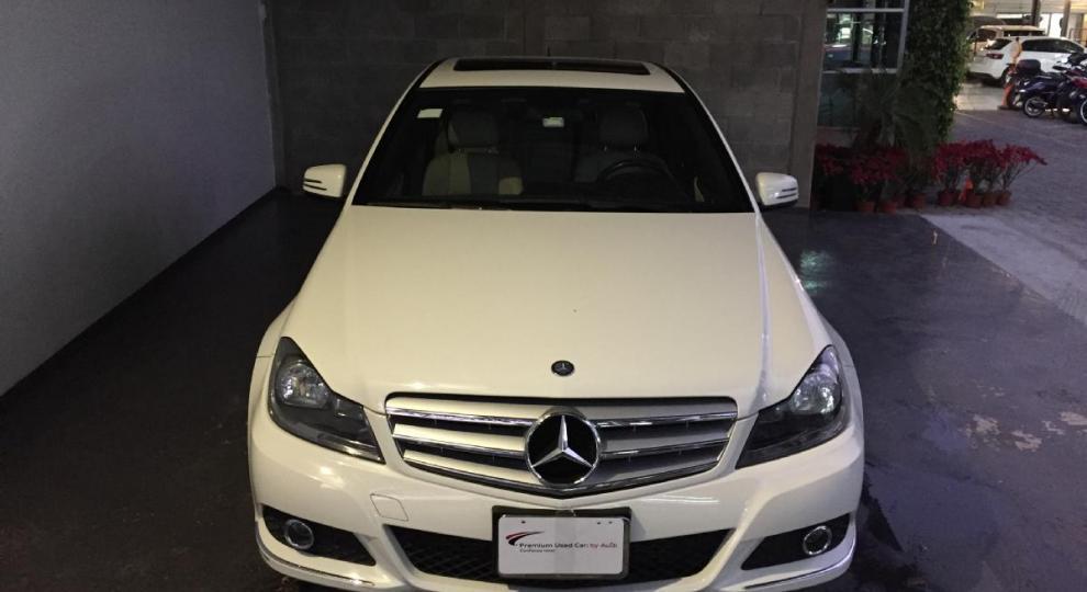 Mercedes Benz Clase C 2012 Sed 225 N En Cuernavaca Morelos Comprar Usado En Seminuevos