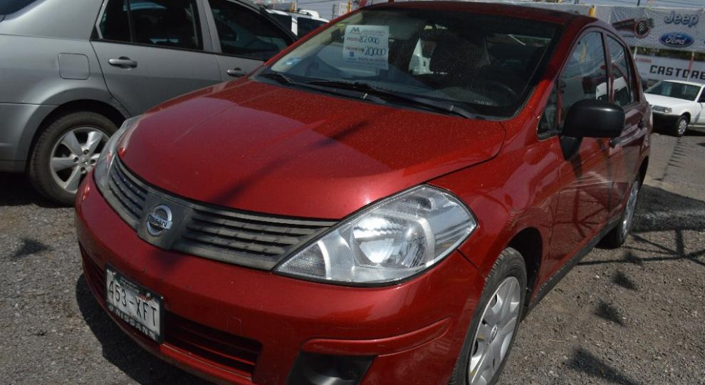 Nissan Tiida 2020 Sedán en Cuautitlan Izcalli, Estado de ...