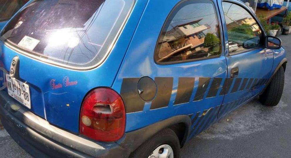 01b6a9cc5 Chevrolet Chevy 2000 Hatchback (3 Puertas) en Tlalpan, Ciudad de México- Comprar usado en Seminuevos