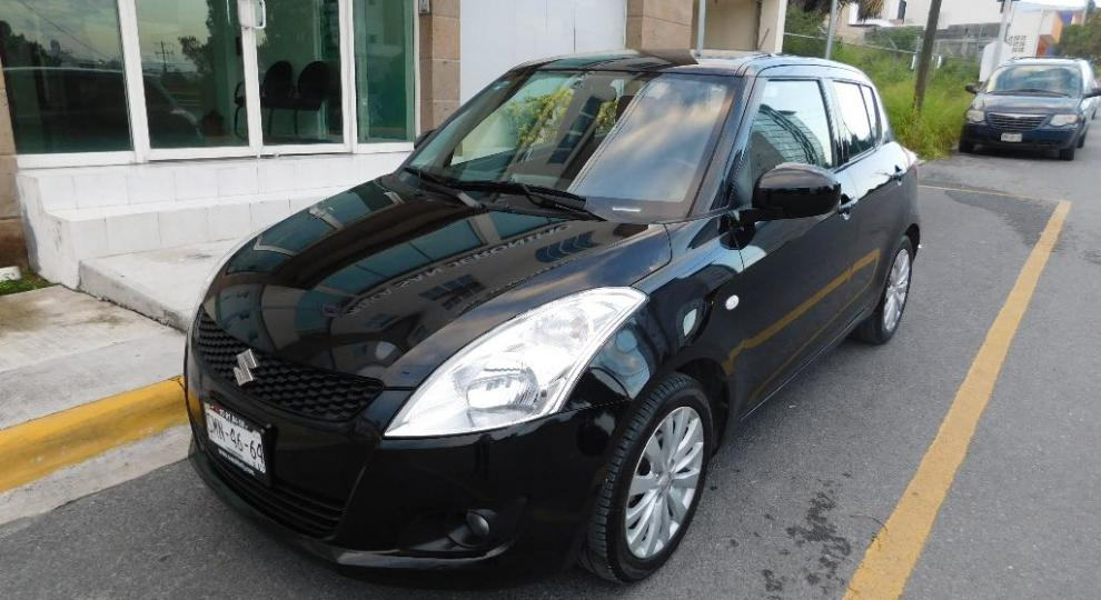 suzuki swift 2012 hatchback 5 puertas en monterrey nuevo le n comprar usado en seminuevos. Black Bedroom Furniture Sets. Home Design Ideas