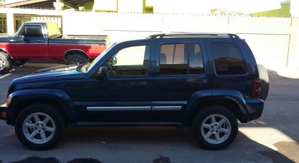 bcb6bffbf Jeep Liberty 2005 Camioneta SUV en Hermosillo, Sonora-Comprar usado ...