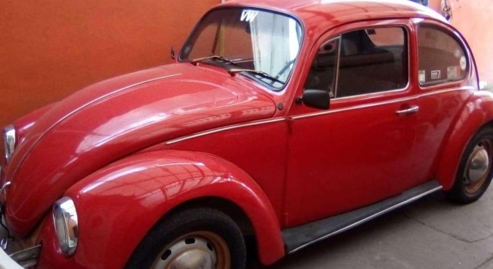 096709e07 Volkswagen Sedán 1977 Sedán en Tláhuac, Ciudad de México-Comprar usado en  Seminuevos