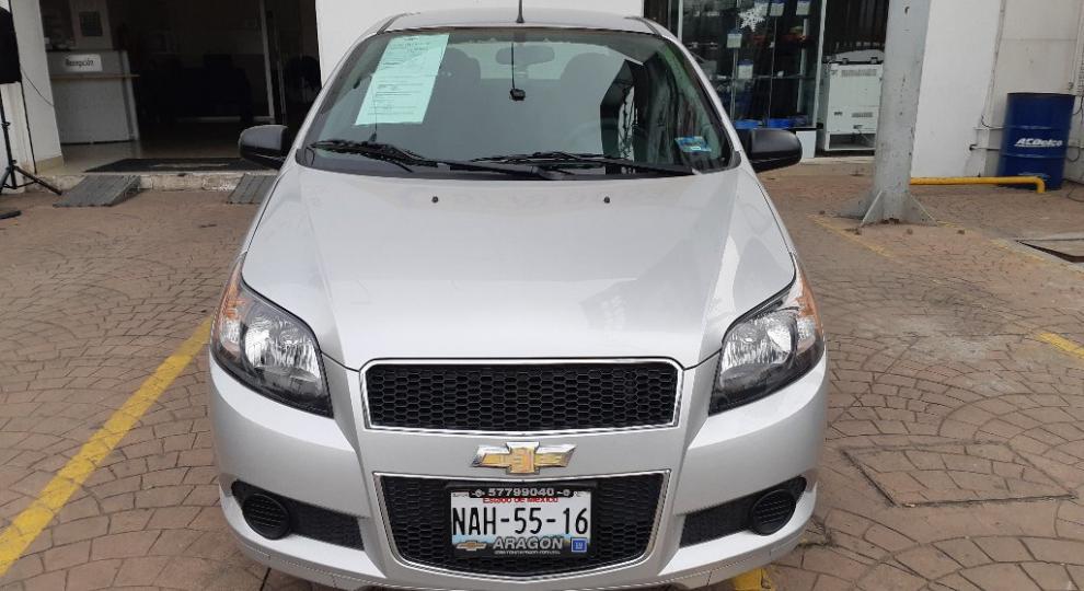 Chevrolet Aveo 2017 Sedn En Ecatepec Estado De Mxico Comprar