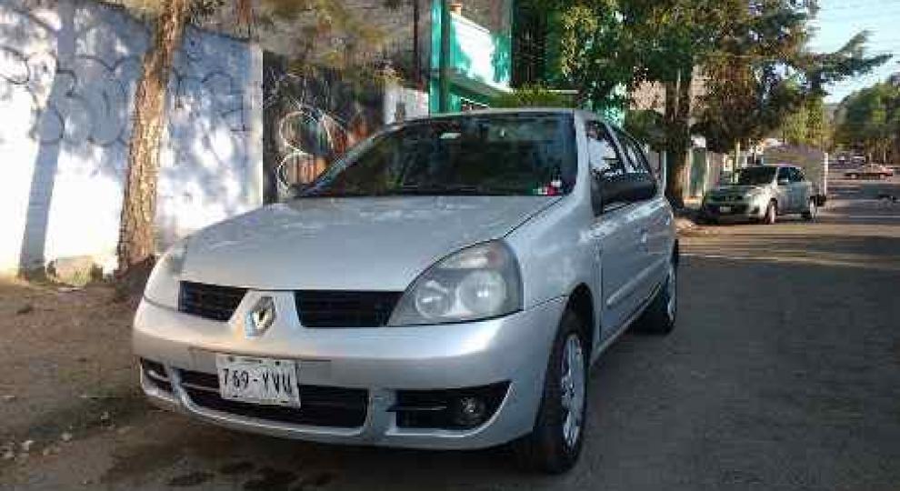 Renault clio 2008 hatchback 5 puertas en tlalpan distrito federal comprar usado en seminuevos - Clio 2008 5 puertas precio ...