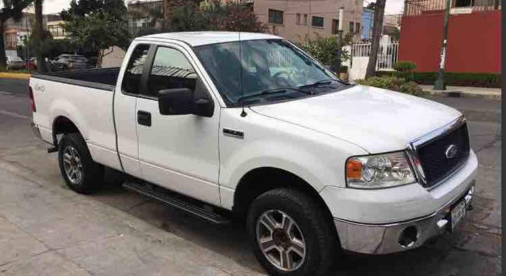 Ford Lobo 2007 Pickup En Ciudad De M U00e9xico  Distrito